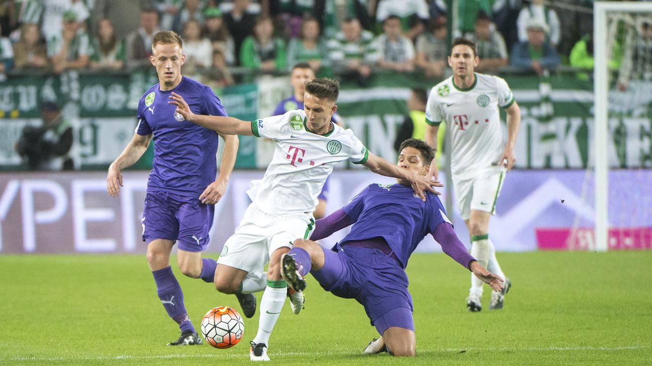 2-2-es döntetlennel záródott a szombat esti derbi / fotó: mlsz.hu