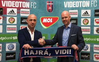 Henning Berg a Videoton FC új vezetőedzője