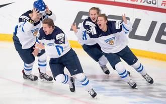 Finn-kanadai döntőt rendeznek a hoki vb-n