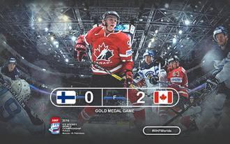 Szokatlan eredménnyel világbajnok Kanada