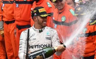 Hamilton nyerte a monacói őrületet