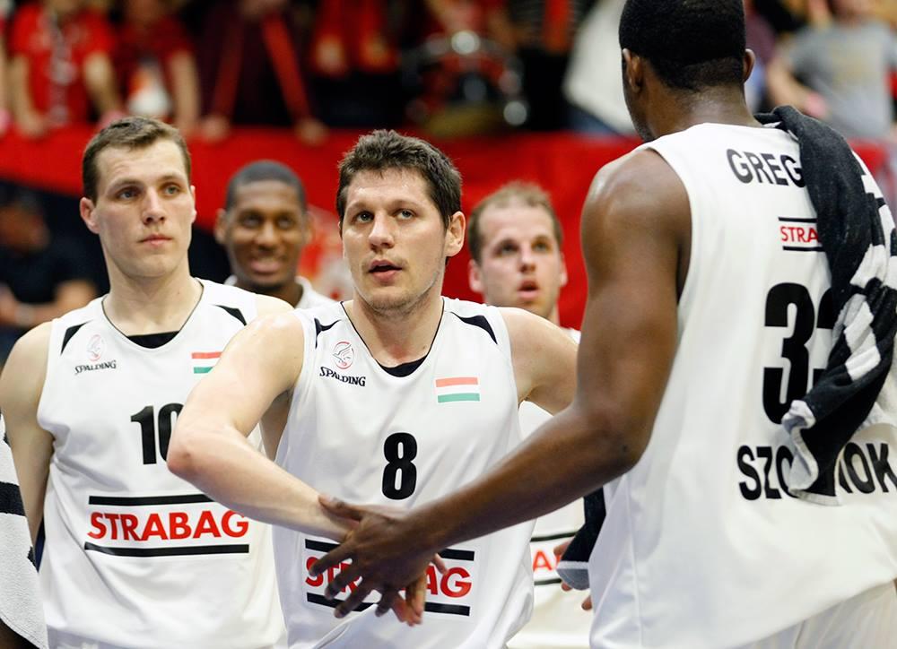 Wittmann (8) kiválásával nem maradt irányítója az Olajnak / Szolnoki Olaj Kosárlabda Klub Facebook