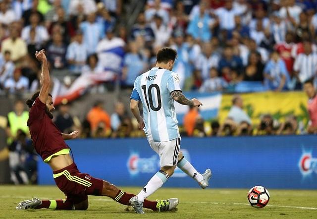 Messi csúcsformában, érik az első komoly válogatottbeli siker?