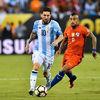 Chilei címvédés, újabb Messi-blama