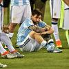 Lionel Messi újabb bukása! - videó