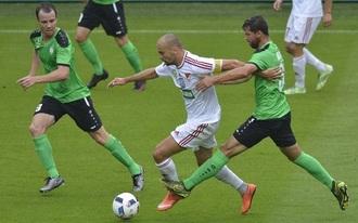 Érthetetlen oddsok a Debrecen meccsén