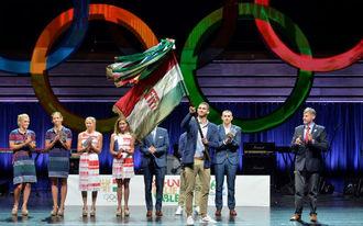 21 sportág, 158 sportoló - íme az összes magyar olimpikon