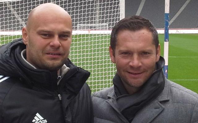 Feczkó Tamás hajlandó és akar is tanulni, a magyar futball egyik legnagyobb ígérete