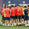 Nagyon megverték a Barcelonát
