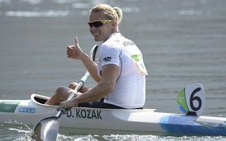 Oda kell állni az olimpiai pályázat mellé! - Kozák Danuta