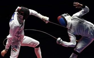 Az utolsó menet a páston - Riói olimpia 9. nap