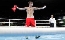 Itt az újabb balhé az bokszolóknál