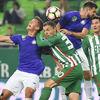 Szenzációs, hatgólos mérkőzést játszott egymással a Fradi és az Újpest
