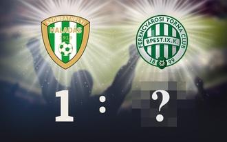 Zöld-fehér rangadó, ennyi gól várható!