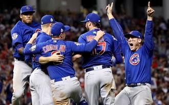 Megtört Billy, a kecske átka, bajnok a Cubs!