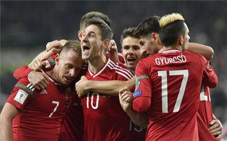 Így lehet esélyünk Svájc ellen!