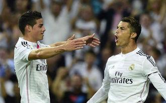 Ha Zidane rotál, nekünk akkor is jól megy - James