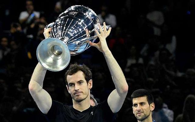 Andy Murray idén felért a csúcsra