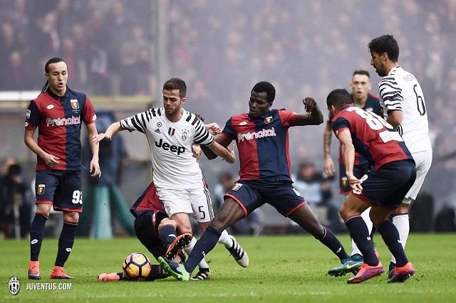 A Genoa útját állta a Juventusnak