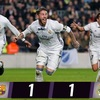 Sergio Ramos elrontotta a Barca-ünnepet - videó