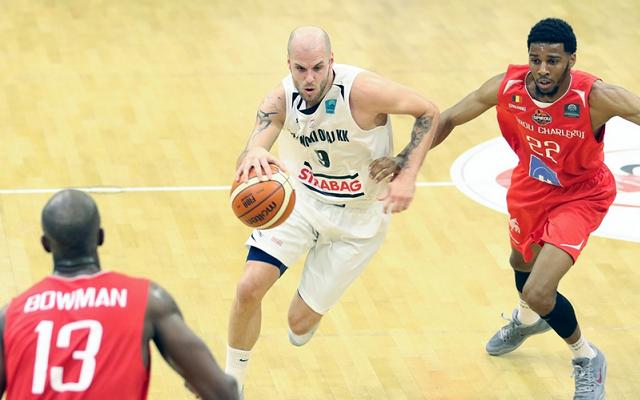 Vojvodáék az esélytelenek nyugalmával léphetnek pályára szerdán. - Fotó: basketballcl.com