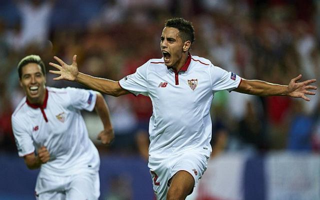 Ben Yedderen nem múlik a Sevilla sikere