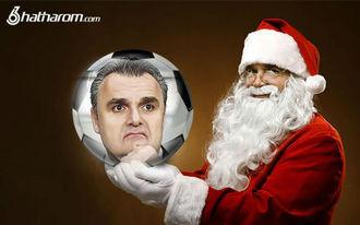 Pintér Attila, te vagy a mi karácsonyi ajándékunk!