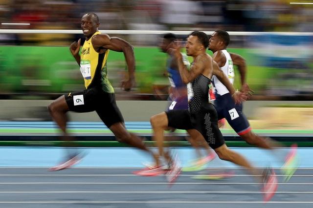 Bolt nevetve győzte le ismét a világot