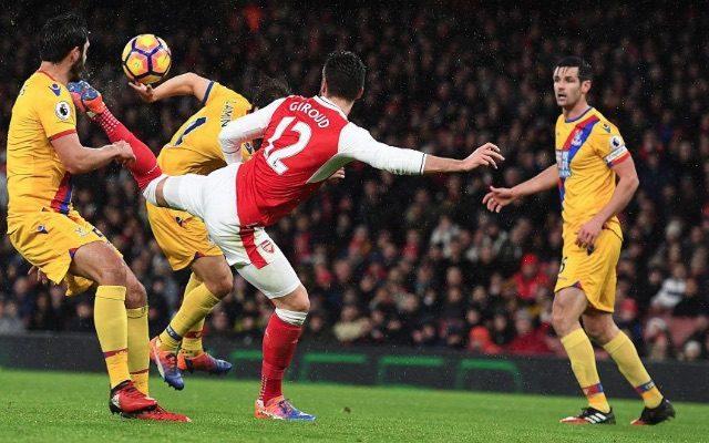 A fogadók szerint fix kettes a Bournemouth-Arsenal meccs.