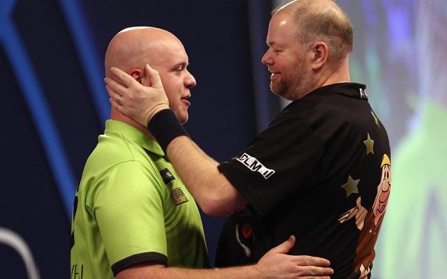 Minden idők egyik legelképesztőbb meccsét vívta egymással van Gerwen és Barneveld az elődöntőben.