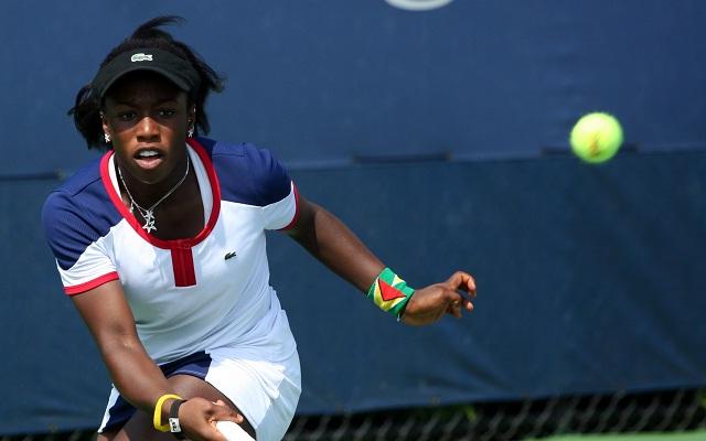 Vickery nem marad le az Australian Open-selejtezőjéről. - Fotó: WTA