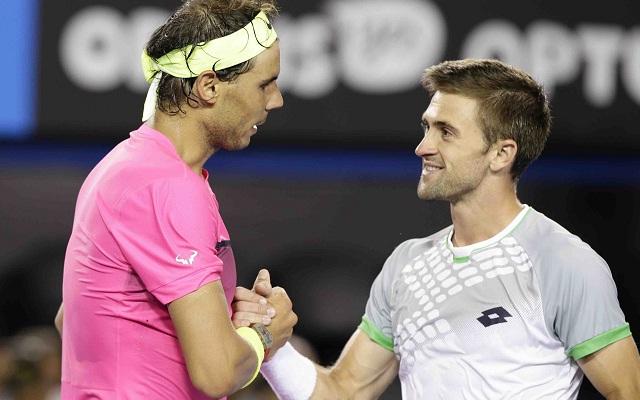 Két éve Smyczek döntő szettben búcsúztatta a spanyol klasszist a melbourne-i centerpályán. - Fotó: ATP