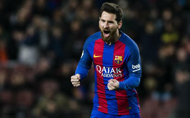 Messi szabadidejében játékosügynökösdit játszik?