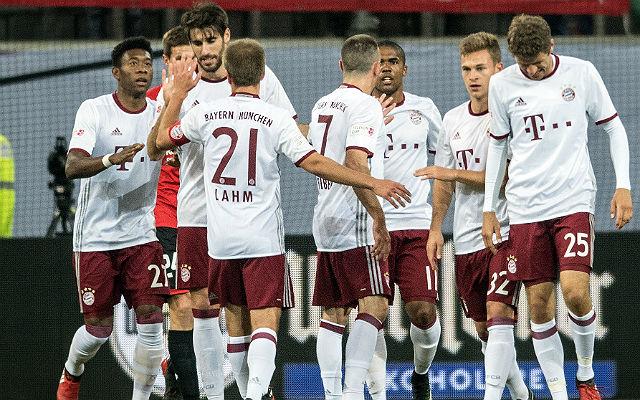 Győzelemmel köszöntheti szurkolóit a Bayern