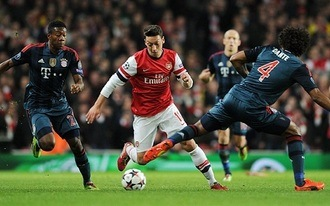 Egyértelmű, mi várható a Bayern - Arsenalon?