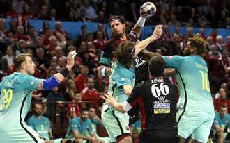A Barcelona legyőzte a Veszprémet