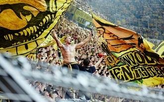Ultrái nélkül maradt a Dortmund