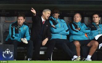 Húszéves mélyponton van Wenger
