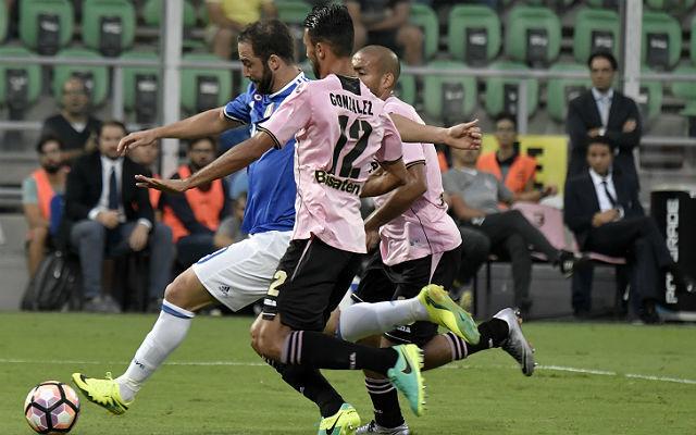 Higuaín a Juve utolsó hat bajnokijából ötön betalált