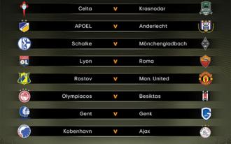 Sorsoltak az Európa Ligában, itt vannak az oddsok a továbbjutókra