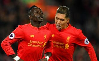 A Liverpool rúghatja a következőt a Leicesterbe
