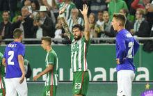 Az Újpest adhatja meg a kegyelemdöfést a Ferencváros szezonjának