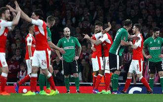 Elmaradt az Arsenal-blama, Dortmundot vertek Paliék!