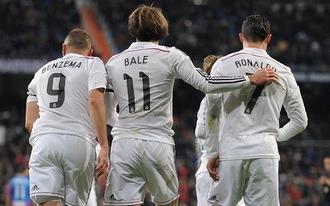 A Real Madridnak nincs szüksége Ronaldóékra?
