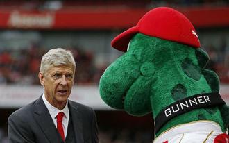 Wenger szinte biztosan távozik - még akár a kabalaállat is lehet az edző!