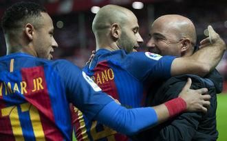 Még a végén az lesz a Barca edzője, akinek semmi esélyt nem adtak