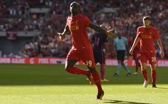 A Liverpool rúghatja a következőt a Manchester Citybe