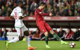 Ronaldo duplázott, sima vereség a portugáloktól