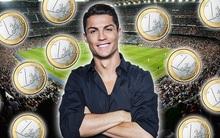 Egy kakukktojás a TOP5-ben, ők a világ legjobban kereső focistái