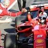 Nagyot lépett Vettel a vb-cím felé